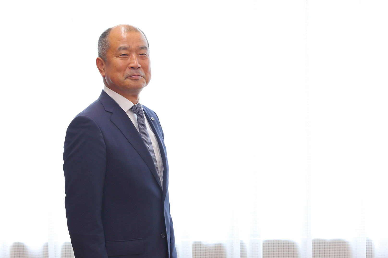 代表取締役社長 長瀬 有三
